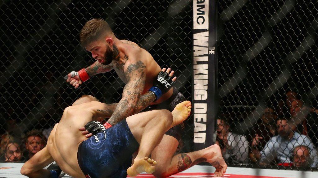 UFC Fight Night: Rob Font vs. Cody Garbrandt Main Event Picks