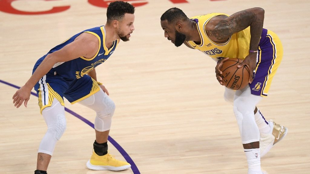 Warriors vs. Lakers NBA Play-In Picks and Odds Analysis