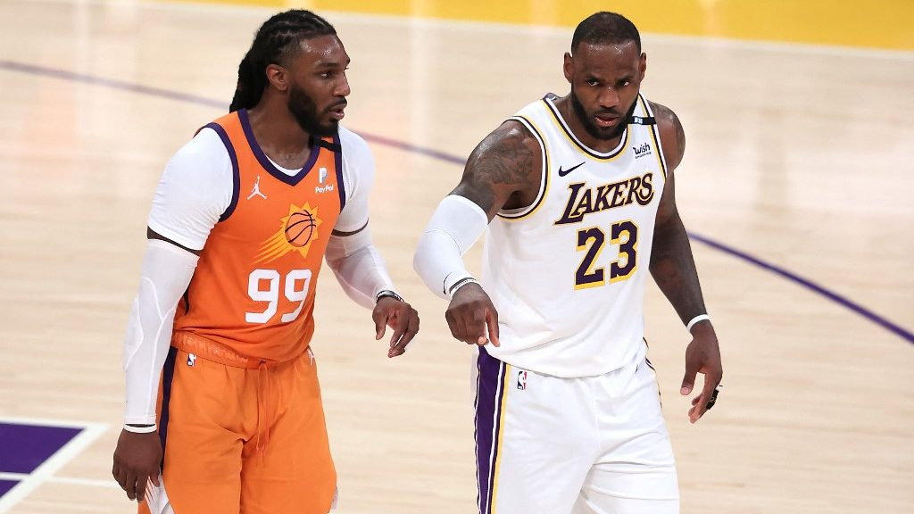 Lakers vs. Suns NBA Playoffs Game 5 Free Picks and Odds Analysis