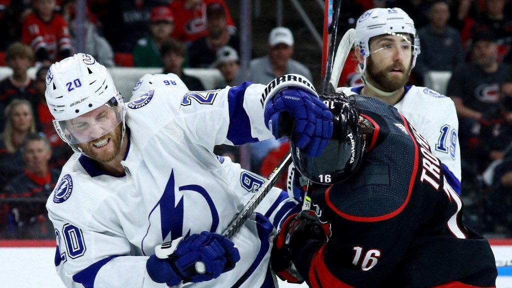 Lightning vs. Hurricanes Stanley Cup Playoffs Game 2 Preview