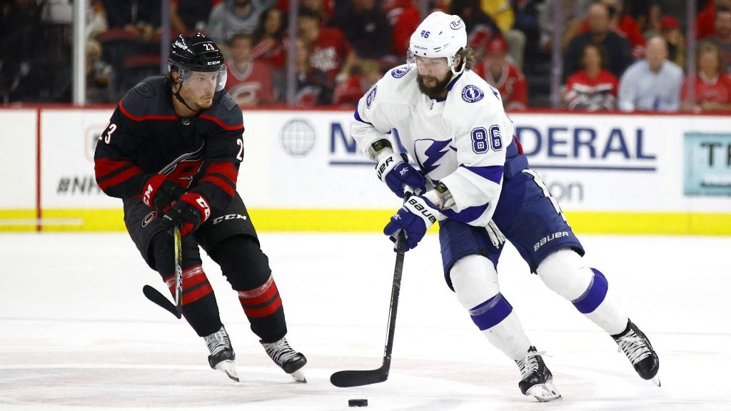 Hurricanes vs. Lightning Stanley Cup Playoffs Game 3 Preview