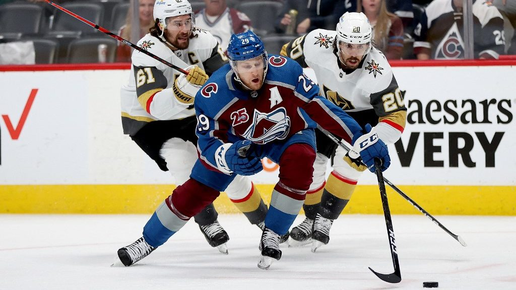 Avalanche vs. Golden Knights Stanley Cup Playoffs Game 3 Preview