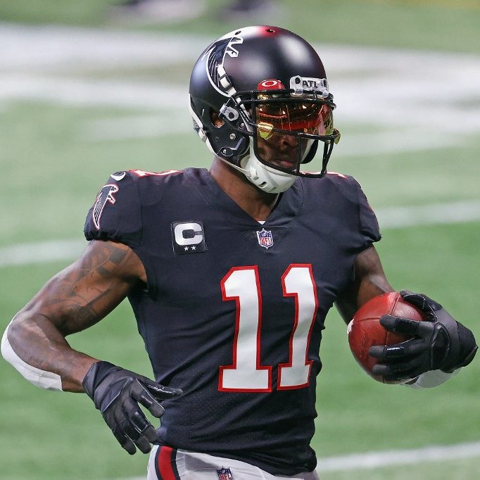 How Will the Falcons Replace Julio Jones?
