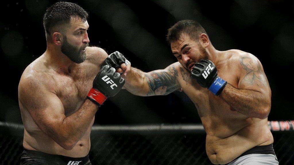 Top Picks for UFC Vegas 28: Jairzinho Rozenstruik vs. Augusto Sakai