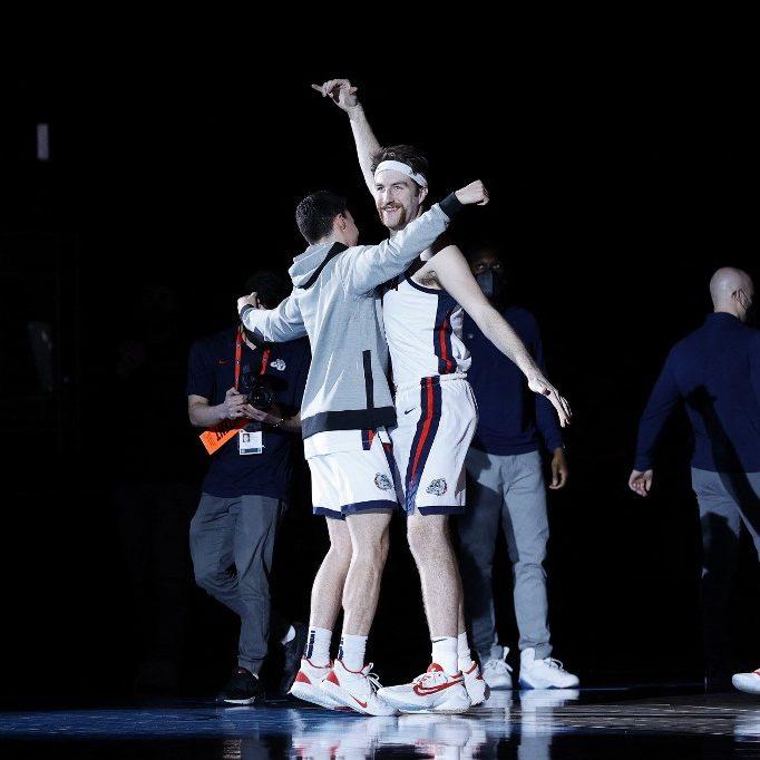 How Drew Timme's Return Helps Gonzaga