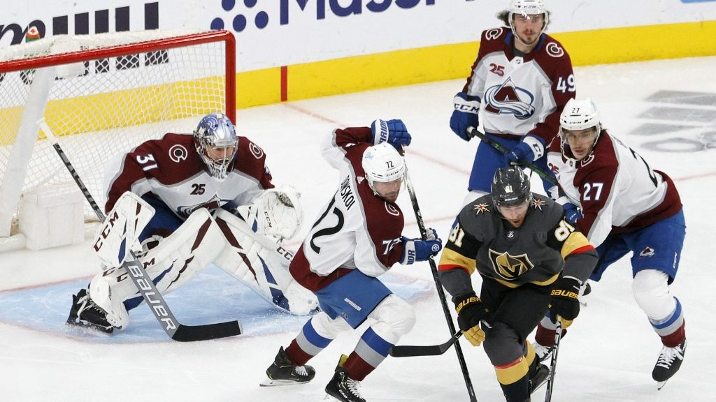 Golden Knights vs. Avalanche Stanley Cup Playoffs Game 5 Preview