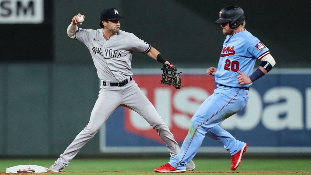 Yankees vs. Twins: Judge Not