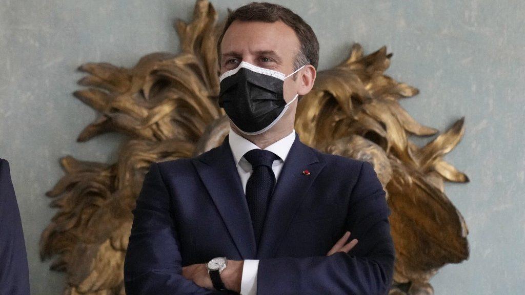 Sportsbooks React to French President Emmanuel Macron Getting Slapped