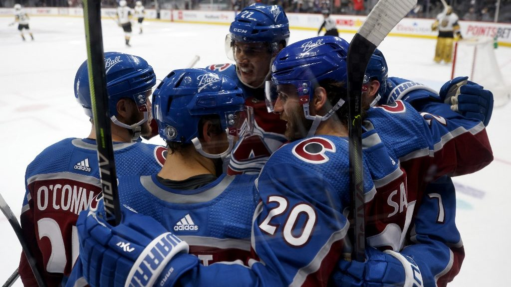 Avalanche vs. Golden Knights Stanley Cup Playoffs Game 6 Preview