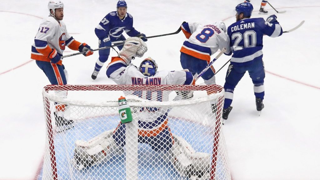 Islanders vs. Lightning Stanley Cup Playoffs Game Two Preview
