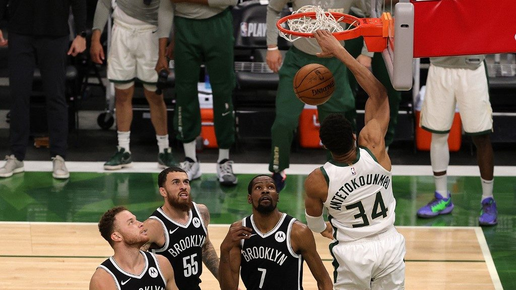 Milwaukee Bucks vs. Brooklyn Nets Game 5