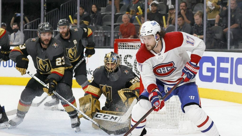 Canadiens vs. Golden Knights Stanley Cup Playoffs Game 2 Preview