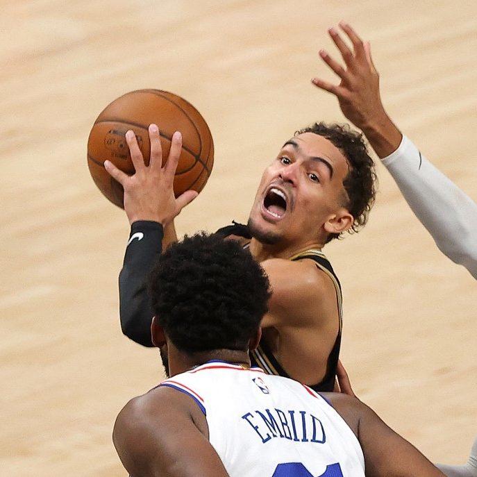 Hawks vs. 76ers NBA Playoffs Game 5: The Green Door
