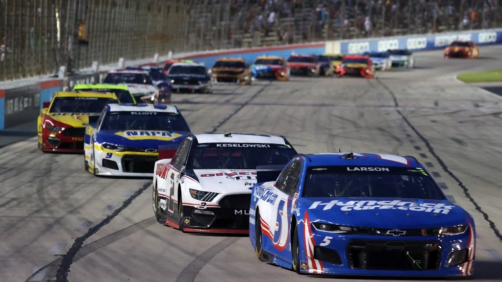 Ally 400 Preview and Best Bet