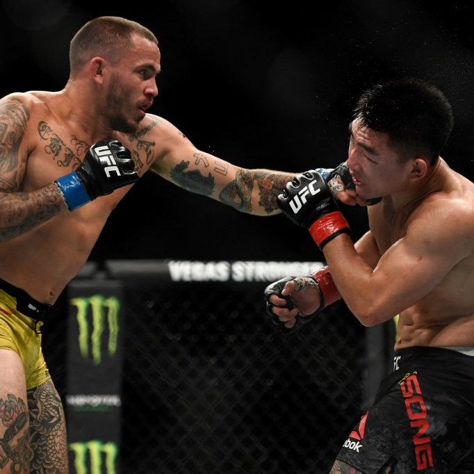 Top Picks for UFC Vegas 29: The Korean Zombie vs. Ige