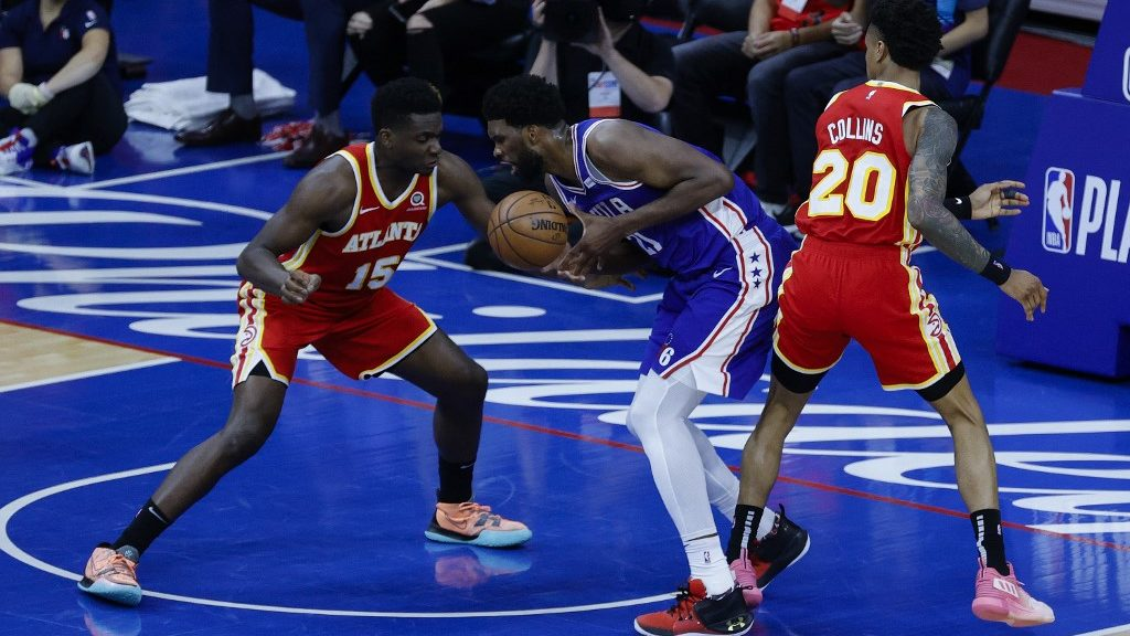 76ers vs. Hawks NBA Playoffs Game 6: Healthy Choices