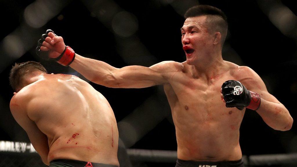 UFC Vegas 29: The Korean Zombie vs. Ige Recap