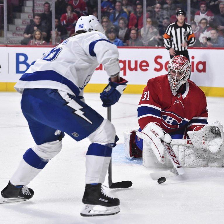 Canadiens vs. Lightning Stanley Cup Final Game 1 Picks