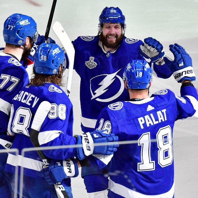 Canadiens vs. Lightning Stanley Cup Final Game 2 Picks