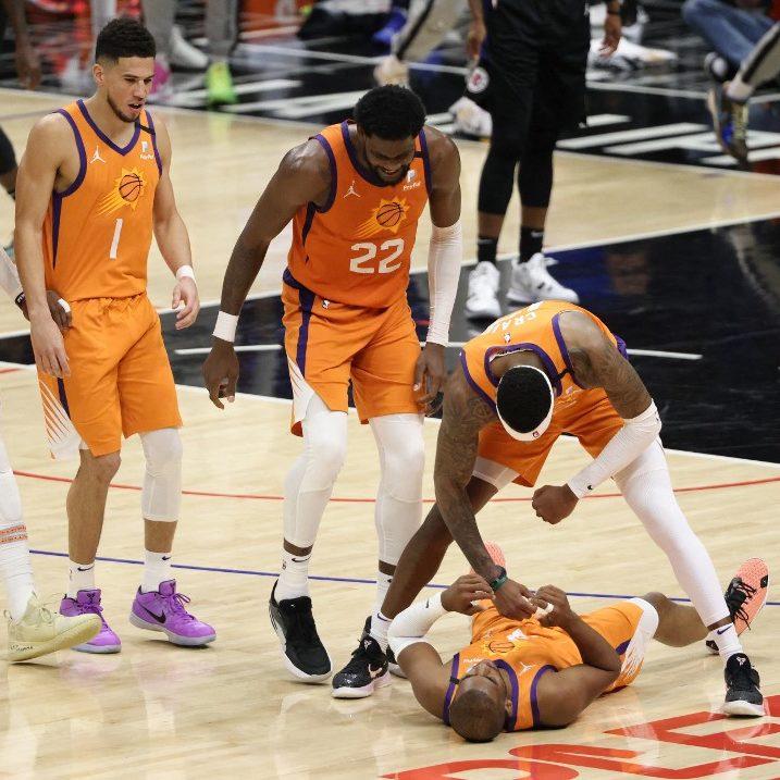 Reasons Phoenix Suns Can Win the NBA Title