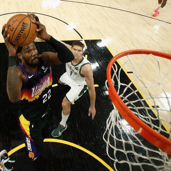 Bucks vs. Suns NBA Finals Game 2: Solar Power