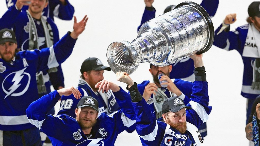Can The Tampa Bay Lightning Win The Stanley Cup For a Third Straight Year?