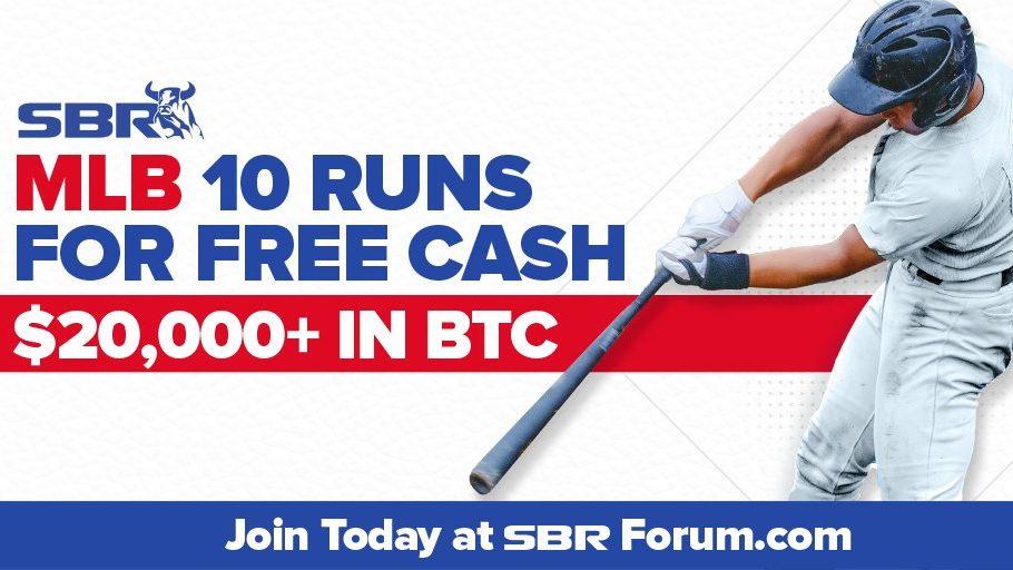 $20,000 MLB 10-Run Contest Standings at the Break