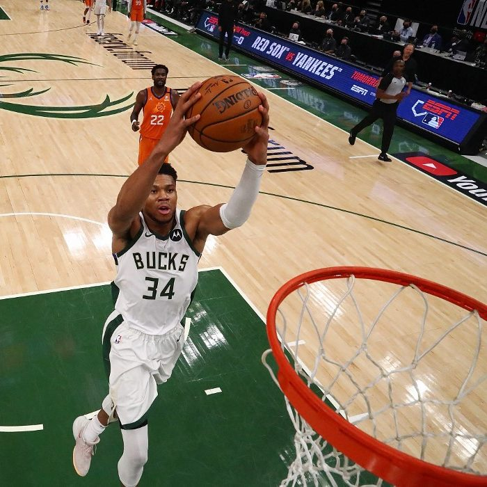 Bucks vs. Suns NBA Finals Game 5: Fools Gold