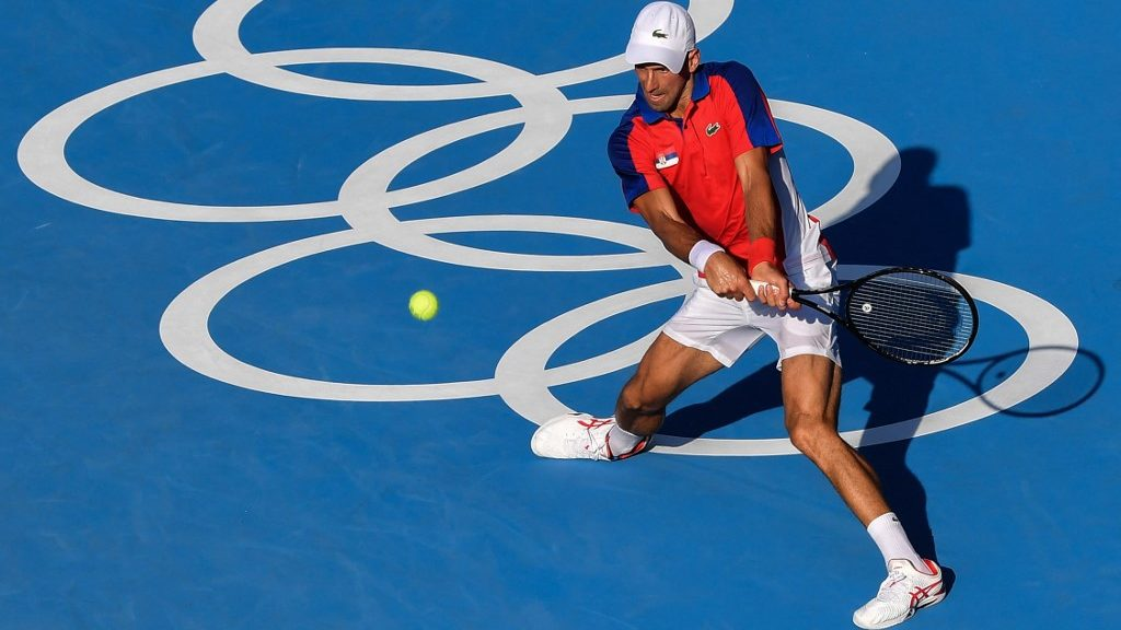 Men and Women's Olympic Tennis Best Bets