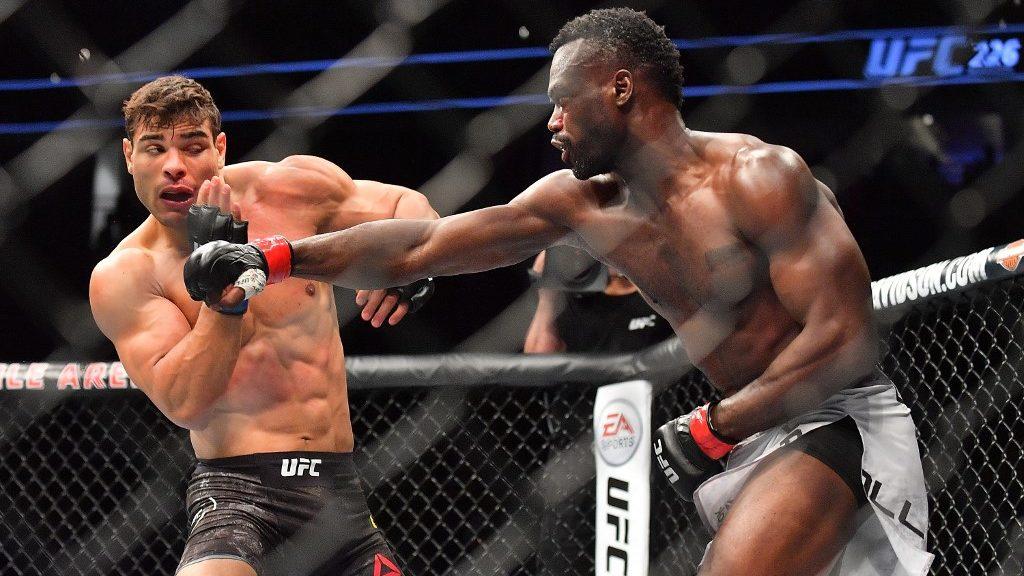 Top Picks for UFC Vegas 33: Uriah Hall vs. Sean Strickland