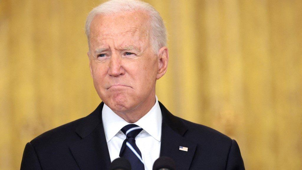Joe Biden Falls Out of Favor After Botched Afghan Evacuation