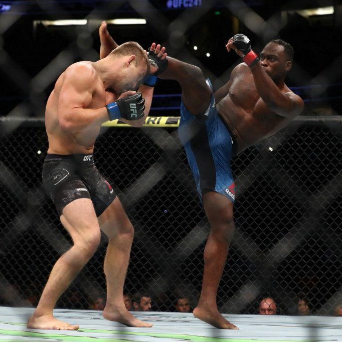 UFC Vegas 36: Derek Brunson vs. Darren Till Main Event Recap