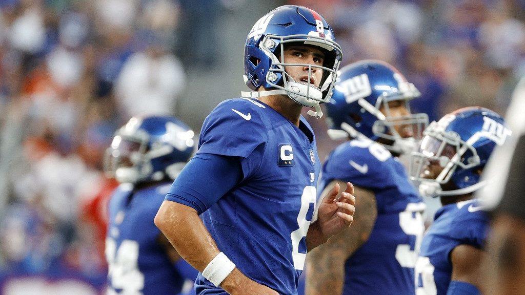 NFL Week 2 Best Bets: Giants vs. Washington Thursday Night Football Picks and Predictions