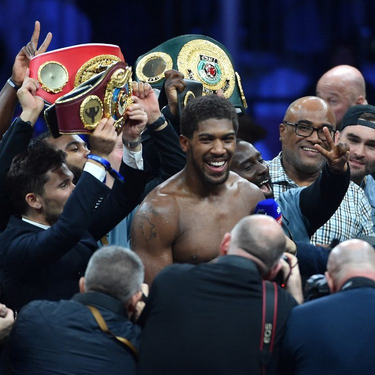Anthony Joshua vs. Oleksandr Usyk First Look: Boxing Odds, Betting Picks and Predictions