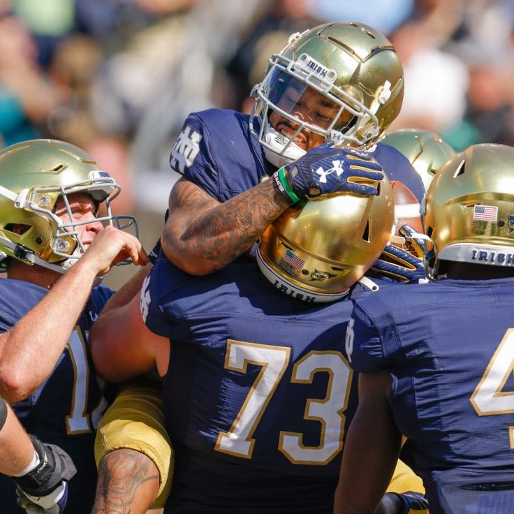 Notre Dame vs. Wisconsin College Football Week 4 Picks and Predictions