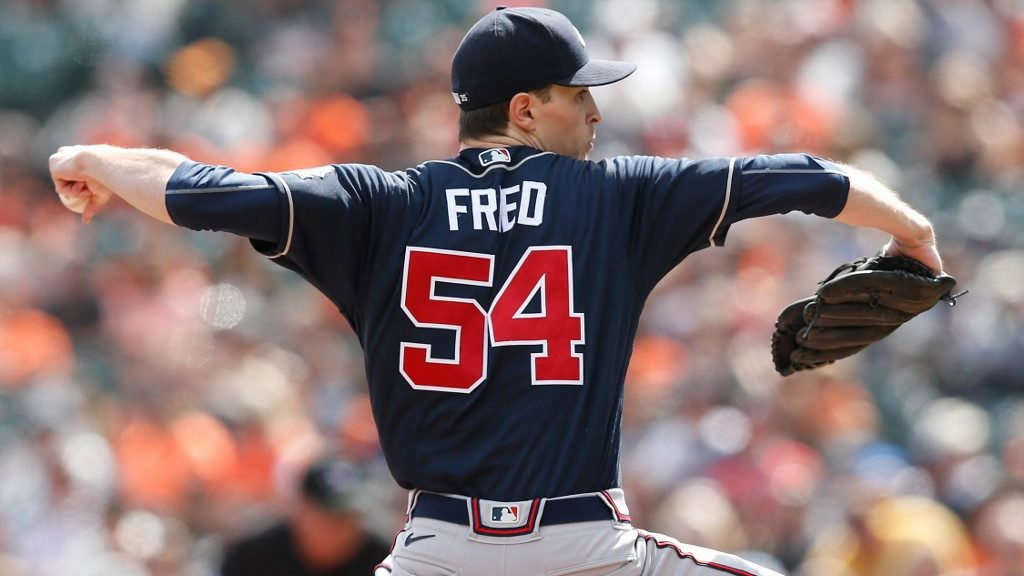 Braves vs. Padres: In Your Face