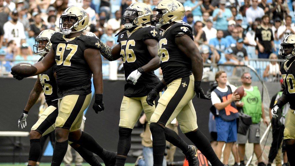 Giants vs. Saints Free NFL Picks for Week 4