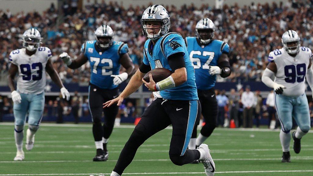 Eagles vs. Panthers Free NFL Picks for Week 5