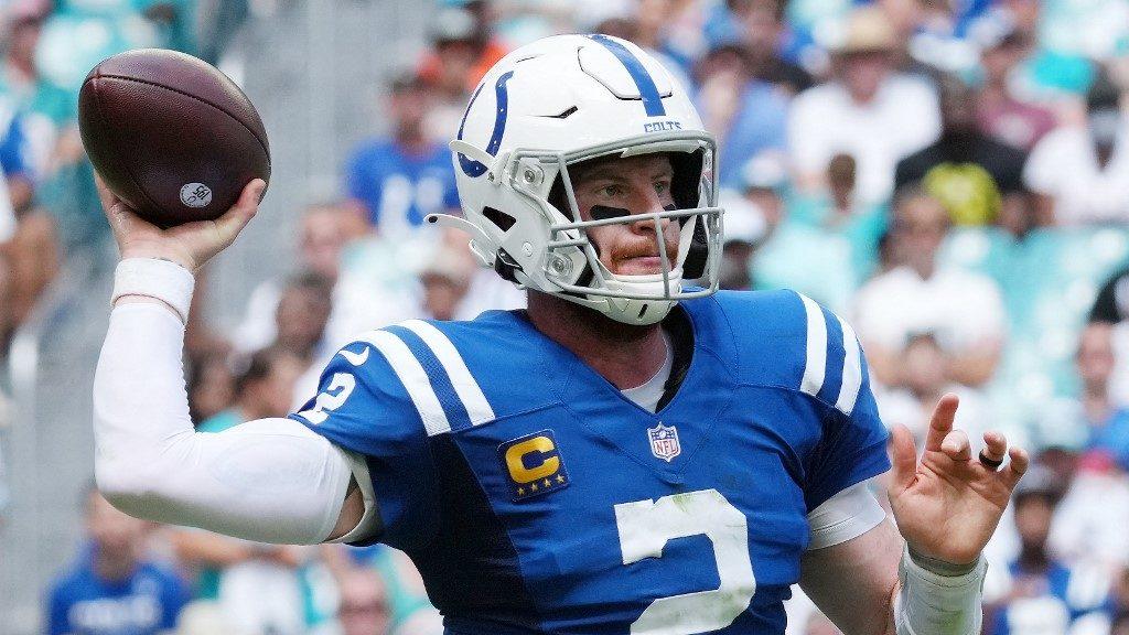 NFL Week 5 Best Bets: Colts vs. Ravens Monday Night Football Picks
