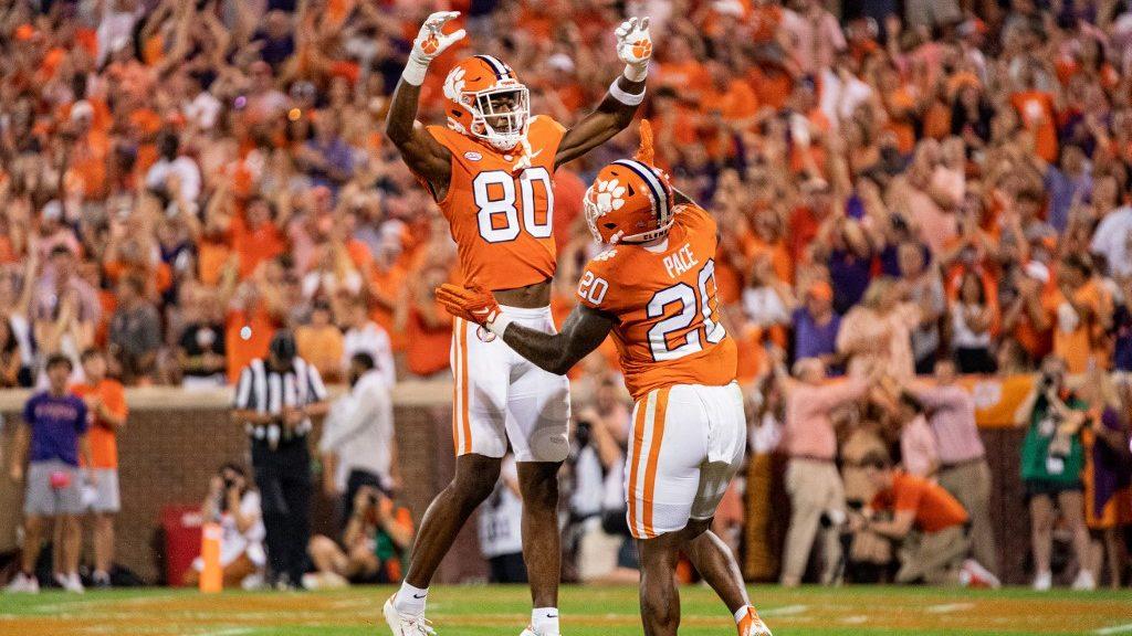 Clemson vs. Syracuse Free College Football Picks for Week 7