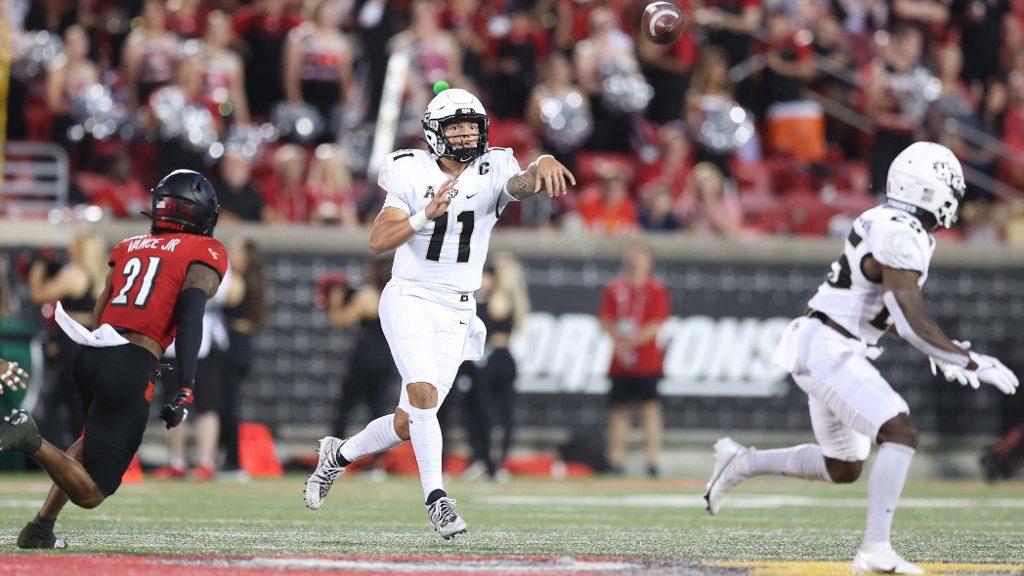UCF vs. Cincinnati College Football Week 7 Picks and Predictions