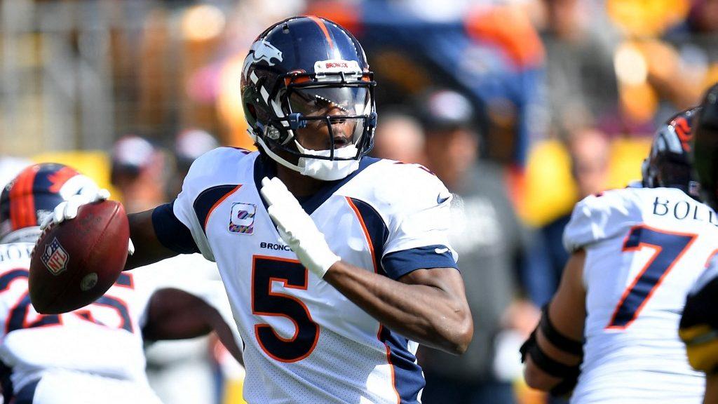 Raiders vs. Broncos NFL Week 6 Picks and Predictions