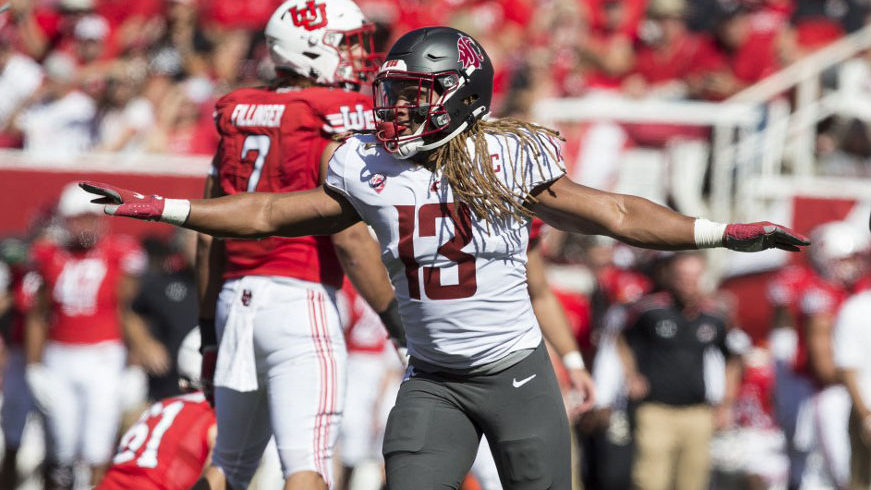 BYU vs. Washington State Week 8 Picks: Battle of the Cougars