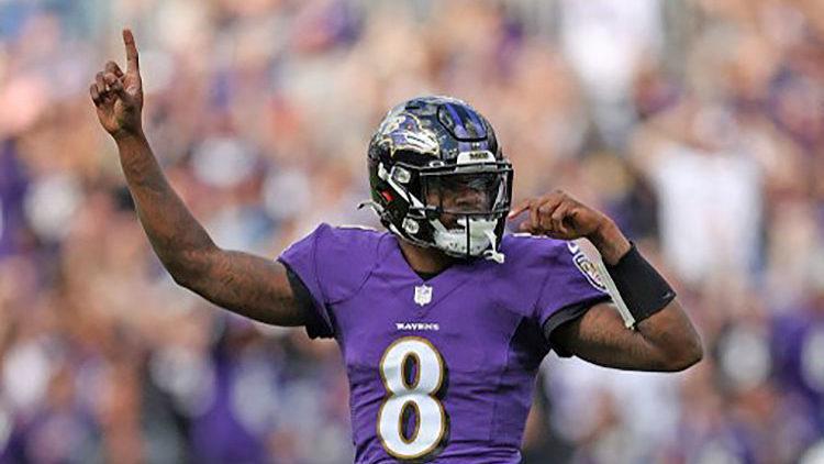 NFL Power Rankings Week 7: Ravens Surging